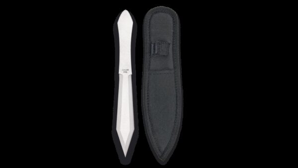 Cuchillo Lanzador Albainox.C/funda.13 cm