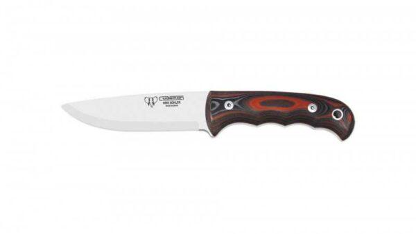 Cuchillo Cudeman Bushcraft 148WC + KIT Micarta Bicolor