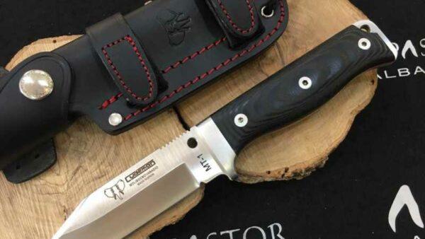 Cuchillo Supervivencia Cudeman MT1 295M