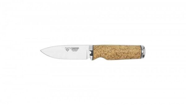 Cuchillo Aventura Cudeman 138DP Abedul Rizado Pulido