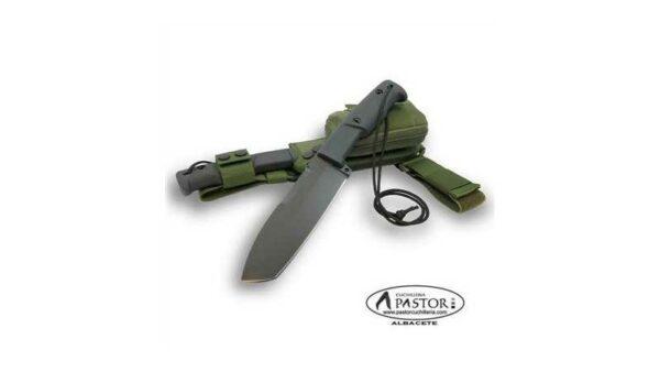 Cuchillo Extrema Ratio SELVANS 0129/BLK -GNK