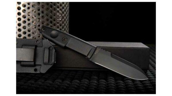 Cuchillo Extrema Ratio SCOUT BLACK 0480/BLK