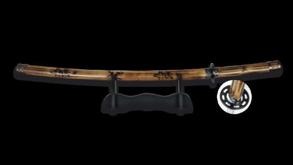 Tole 10 Katana Samurai 31716