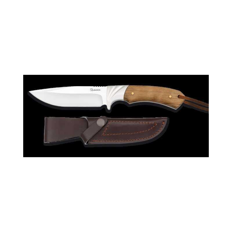 Albainox Cuchillo Caza 32455 Olivo