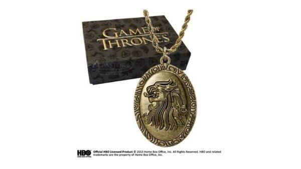 Juego de Tronos Colgante de Cersei Lannister