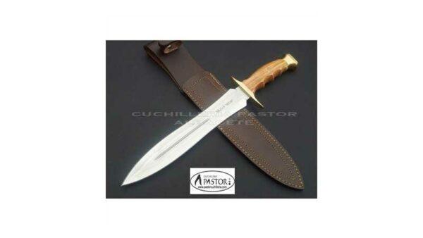 Cuchillo De Caza Muela BW24OL