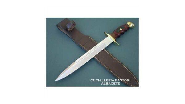 Cuchillo de caza Muela Bowie 26