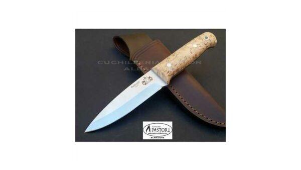 Cuchillo J&V CDA Bushcraft Abedul