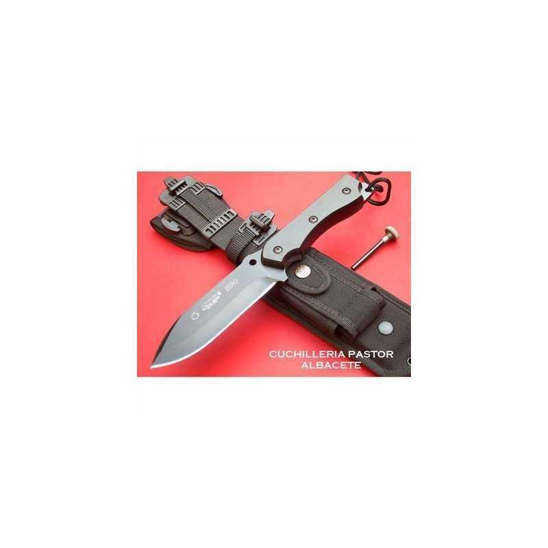 Cuchillo AITOR ZERO 16127 Black