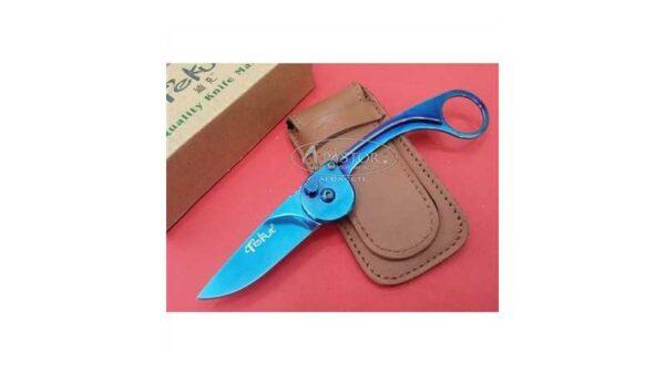 Navaja Tekut Pe-Caper Azul