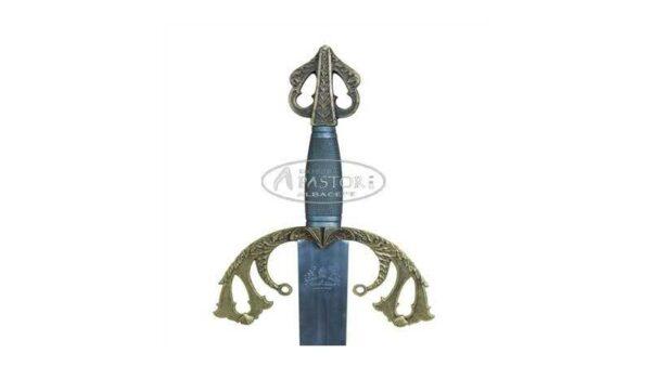 Espada Tizona Tamaño Natural Latón