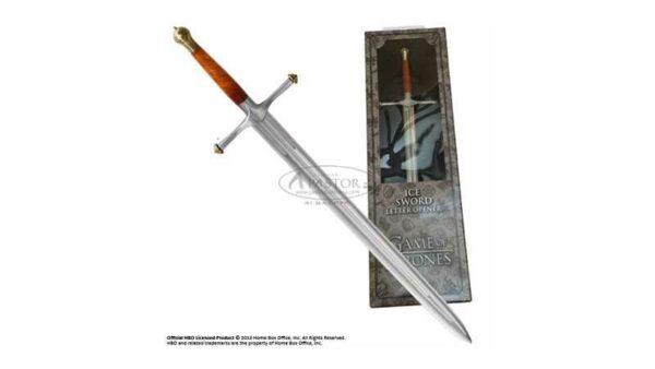 Abrecartas Espada Hielo Ice Eddark Stark Juego de Tronos NOB0048