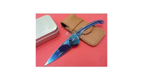 Navaja Tekut Pecker Azul