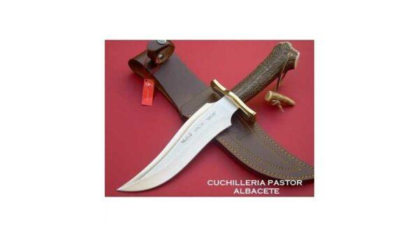 Cuchillo Muela Apache