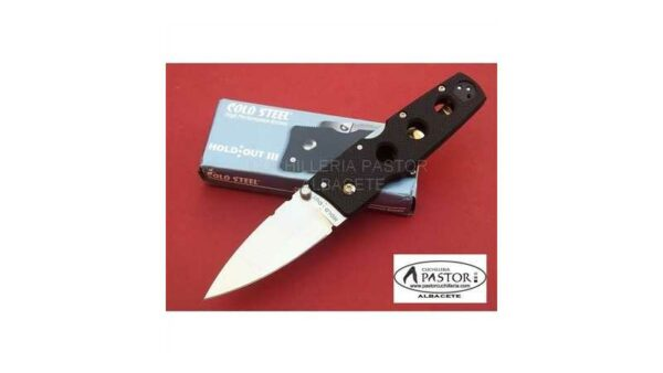 COLD STEEL HOLD OUT III CS11HM