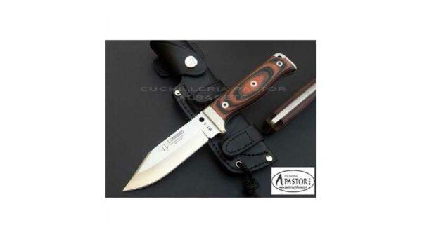 Cuchillo Cudeman MT1 Micarta Bicolor 295W