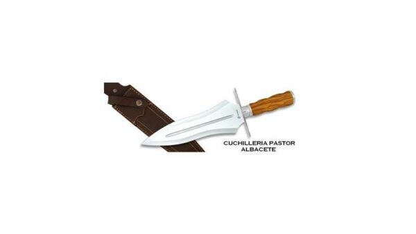 Cuchillo de caza Albainox 31653
