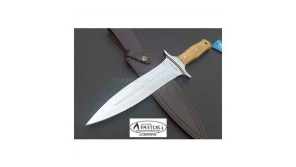 Cuchillo caza Albainox 31667