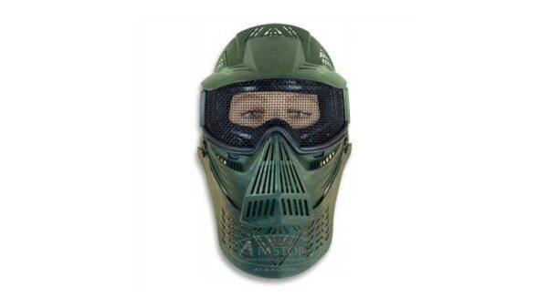 Mascara para airsoft con rejilla 34236