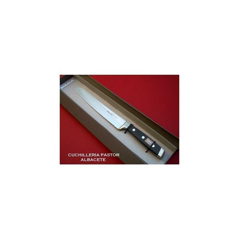SOLICUT FIRST CLASS 057.112.22 CUCHILLO PAN HOJA DE 22 CM