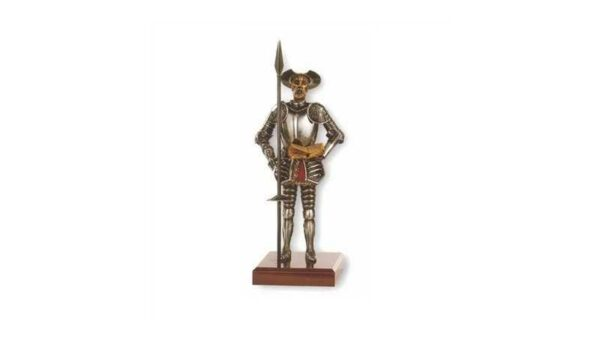 Armadura Don Quijote 24 cm