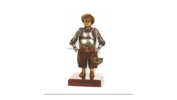 Armadura Sancho Panza 20 cm