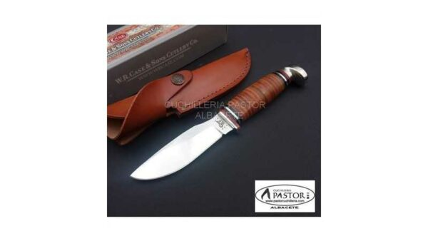 Cuchillo Case CA518 Drop Point Hunter