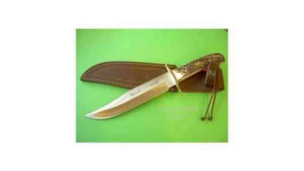 Cuchillo Caza - Monte Muela BW-CLASIC-19A