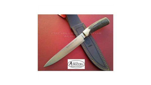 Cuchillo Caza Muela GAUCHO 16A