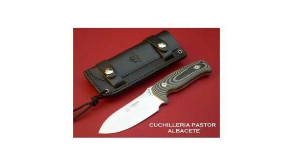 Cuchillo Cudeman 298M FAB Micarta