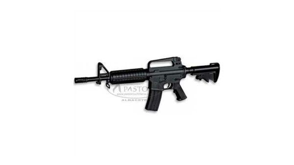 Arma eléctrica serie alta Golden Eagle 35808 Cal 6mm