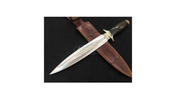 Cuchillo Crowning Micarta Verde (Pieza de Muestrario)