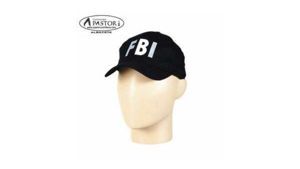 GORRA FBI 80813