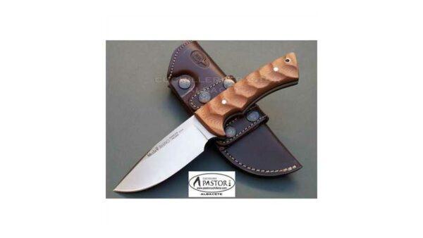 Cuchillo Muela Rhino 10SVC Micarta Coyote
