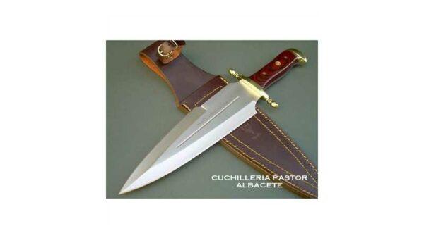 Cuchillo De Caza Muela GRAN DUQUE 25M