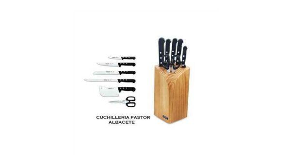Juego Cocina Arcos Universal 285100 6 Piezas
