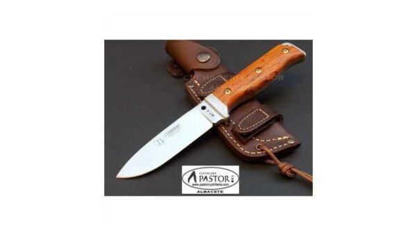 Cuchillo Cudeman MT5 Cocobolo 120K
