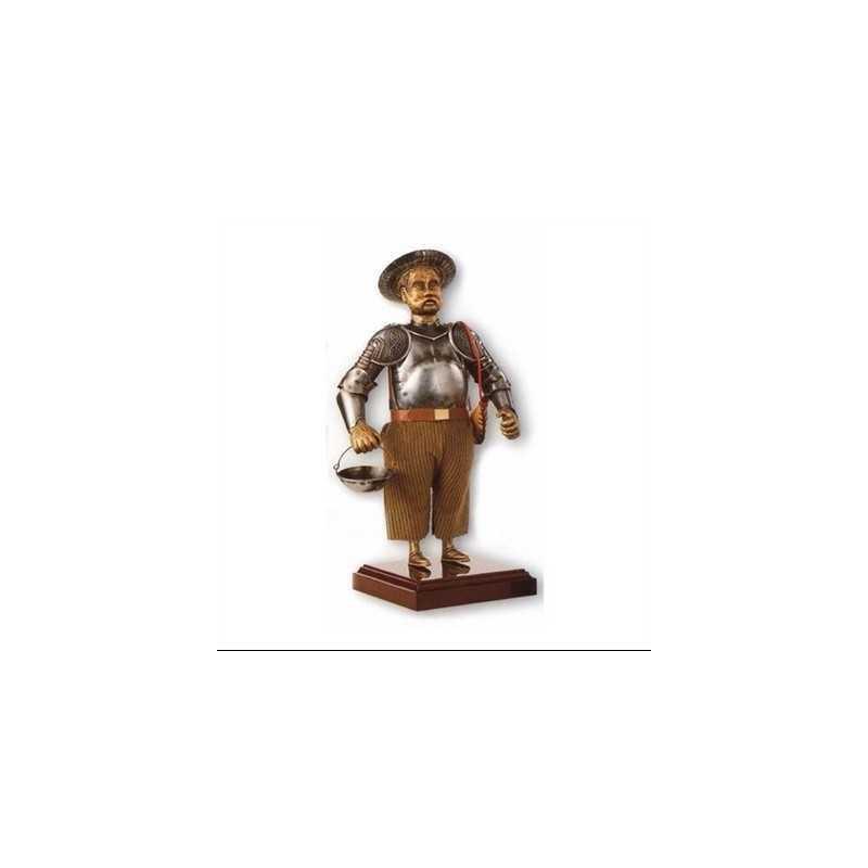 Armadura Sancho Panza 30 cm