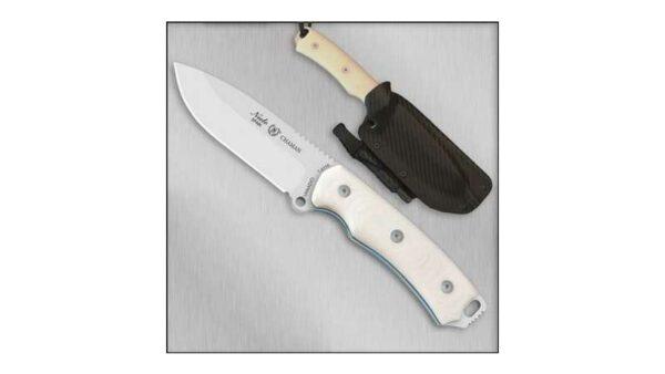 Cuchillo Nieto Chaman 140W kydex negro
