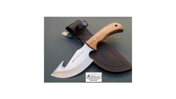 Cuchillo Desollador Muela GRIZZLY-12.OL