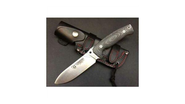 Cuchillo Cudeman SVK1 251M Micarta Negra