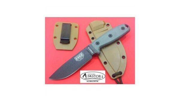 Cuchillo ESEE Model 4 RC4P