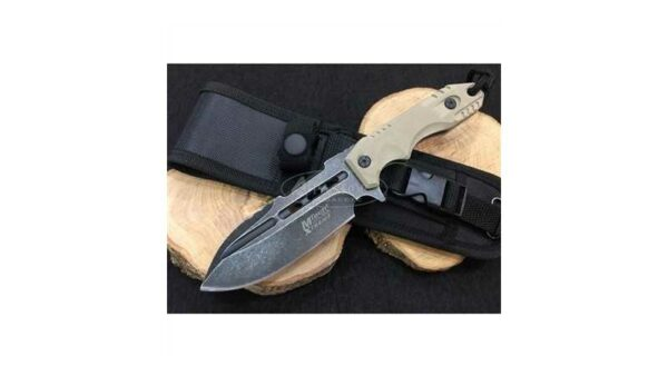 Cuchillo Mtech Usa Xtreme Tactical Fighter Knife military survival MTX8136tn
