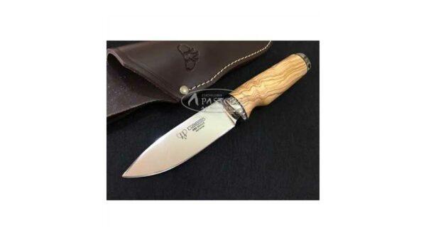 Cuchillo Cudeman 138LP Olivo