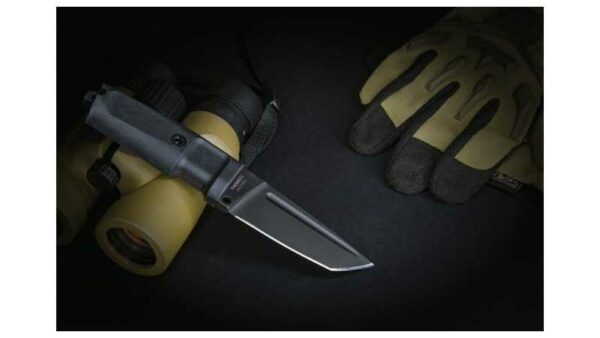 Cuchillo Extrema Ratio T4000 C Tanto BLACK