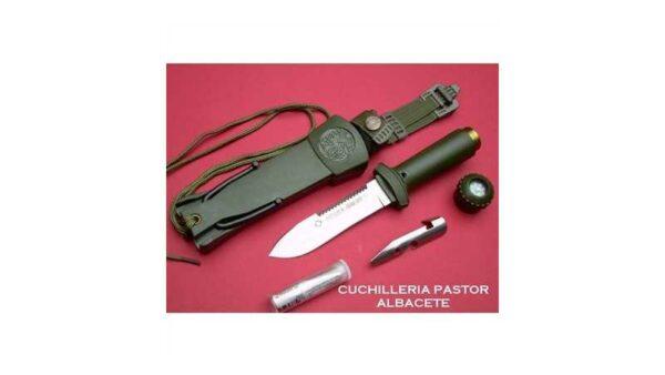 Aitor Jungle King III 16017 Cuchillo Supervivencia
