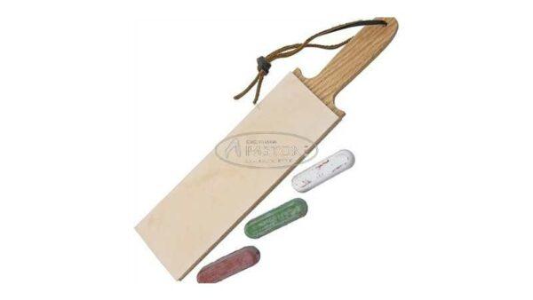 Afilador cuero Paddle Strop 2 5In W Compound GG25DSLSC