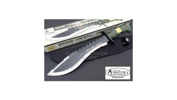 Cuchillo UNITED UC3011 USMC Kukri Machete