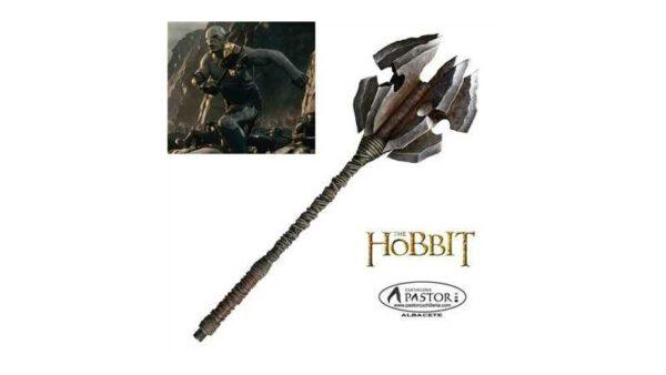 El Hobbit réplica oficial maza Azog 'El Profanador'