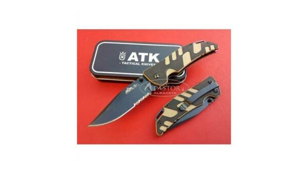 Navaja táctica AITOR ATK Commando 16419